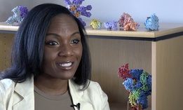 Dr. Kizzmekia Corbett t is the scientific lead on the coronavirus vaccine program at NIH, which has shown promising results at virtually unprecedented speed.