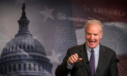 """Maximizing telework is a no brainer,"" said Sen. Chris Van Hollen, D-Md."