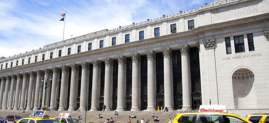 The James A. Farley Post Office Building is on the National Register of Historic Places.