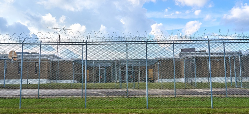 Orangeburg County detention center in South Carolina, which house city, county, state, and federal prisoners and those awaiting trials.