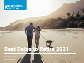 Best Dates to Retire 2021