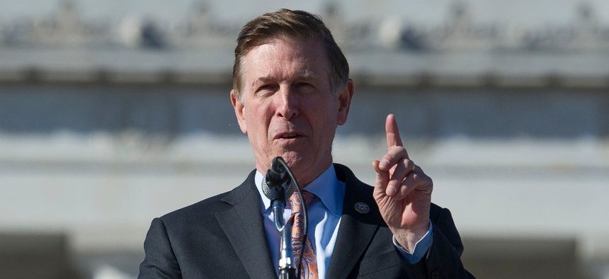 Rep. Don Beyer, D-Va., took the lead on a bipartisan letter.
