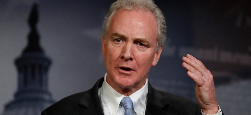 A bill introduced by Sen. Chris Van Hollen, D-Md., would require all employers, including the federal government, to have written consent from an employee to defer collection of their payroll taxes.