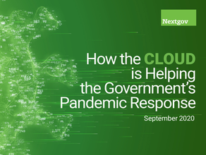 How the Cloud is Helping the Government's Pandemic Response