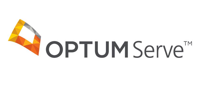 OptumServe's logo