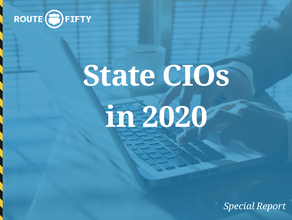 State CIOs in 2020