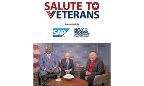 Salute to Veterans Airs in Tribute to Veterans Day and National Veterans & Military Families Month