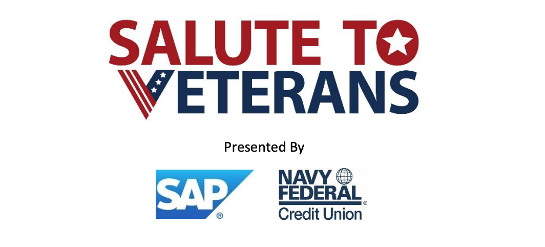 Salute to Veterans Series's logo