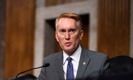 Sen. James Lankford, R-Okla., questioned whether supervisors are able to adequately monitor federal employees working remotely.