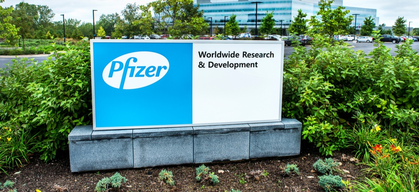The drug company Pfizer says its COVID-19 vaccine is 95% effective with no serious side effects.
