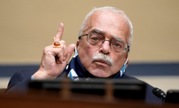 Rep. Gerry Connolly, D-Va., makes a statement during a House Oversight and Reform Committee hearing on Sept. 30.