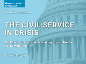 The Civil Service in Crisis