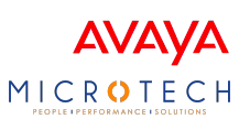 Avaya   Microtech logo