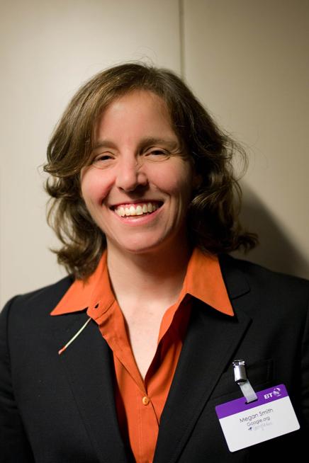 CTO Megan Smith
